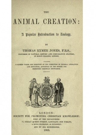 The animal creation