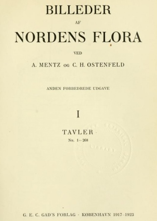 Billeder af nordens flora