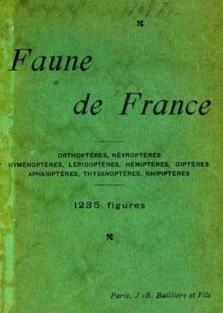 Faune de France